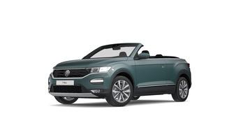 Volkswagen Noul T-Roc Cabrio Style