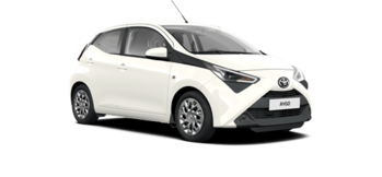 Toyota AYGO X-Connect
