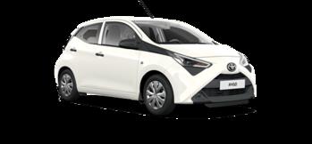 Toyota AYGO X-voice