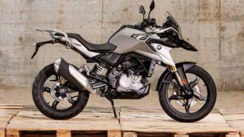 BMW Motorrad G310GS
