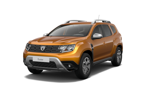 Dacia Duster SL ORANGE