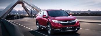 HONDA CR-V Elegance Sports utility vehicle 1.5 i-VTEC AT 4×4 Benzina : Honda CR-V Elegance
