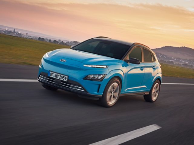: Hyundai Kona Electric Highway