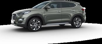 : Hyundai Tucson Luxury Hybrid cu 6 AT