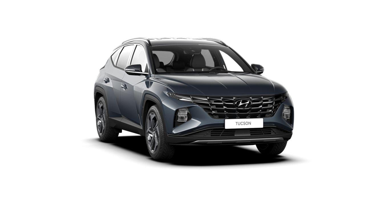: Hyundai Tucson Premium Plug-in Hybrid cu 6 AT
