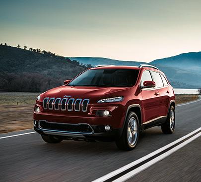 Jeep Cherokee – Overland : Jeep Cherokee