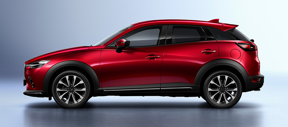 MAZDA CX-3 Emotion Sports utility vehicle 2.0 G Benzina : Mazda CX-3 Emotion