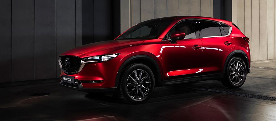 MAZDA CX-5 Revolution Top Sports utility vehicle 2.5I AT 4×4 Benzina : Mazda CX-5 Revolution Top