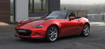 Mazda MX-5 Revolution Top