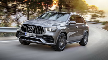 MERCEDES-BENZ Mercedes-AMG GLE 53 4MATIC+ Coupe : Mercedes-AMG GLE 53
