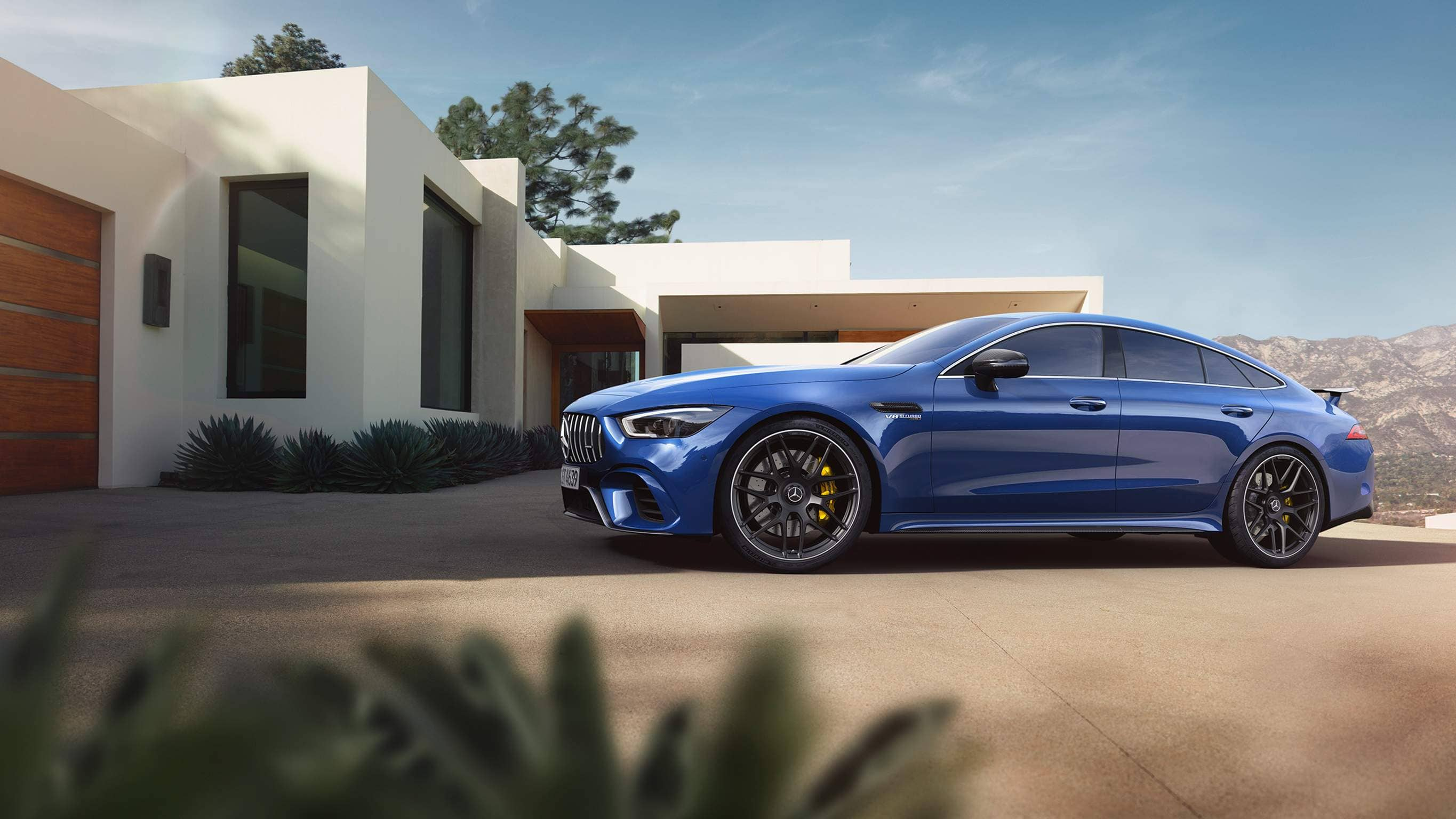 Mercedes-Benz Mercedes-AMG GT  4 door Coupé