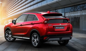 OFERTA  ECLIPSE CROSS Inform 1.5TC M/T 2WD : Mitsubishi ECLIPSE CROSS