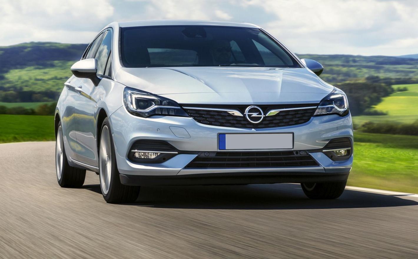 OPEL Astra K Edition Hatchback 1.2 Turbo Benzina : Opel Astra Edition