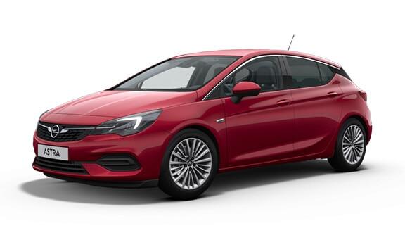 OPEL Astra K Elegance Hatchback F12SHR /MT6 Petrol Benzina : Opel Astra Elegance