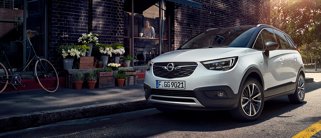 OPEL Crossland X Ultimate Crossover F12XHL /MT6 Petrol Benzina : Opel Crossland X Ultimate
