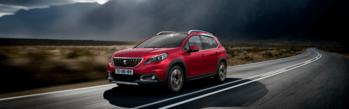 PEUGEOT 2008 Active Crossover 1.2 PureTech STT Benzina : Peugeot 2008 ACTIVE