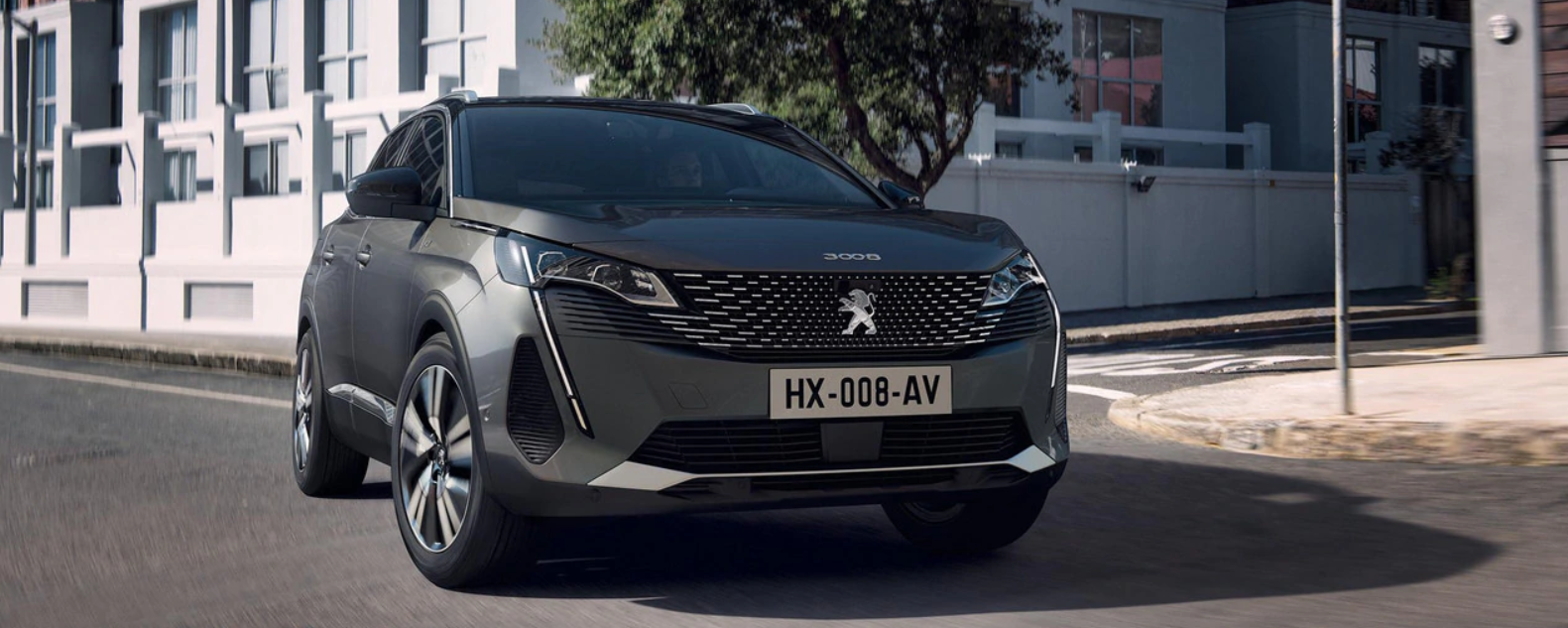 PEUGEOT 3008 GT Pack Sports utility vehicle 1.6 PureTech PHEV AWD Electric : Peugeot 3008 GT Pack