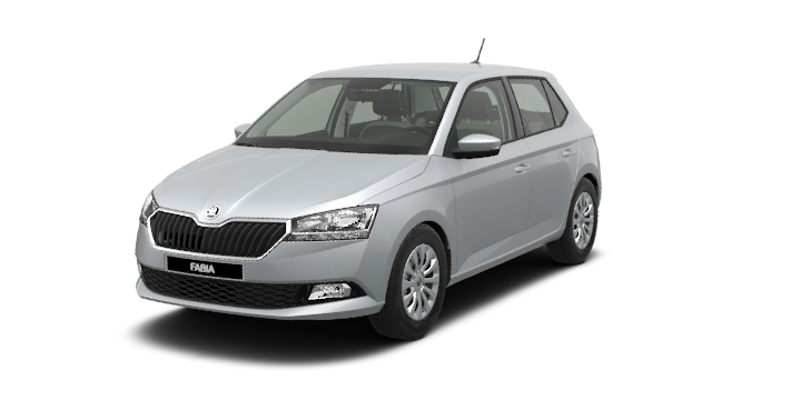 Fabia SMART 1.0 TSI DSG / 95 CP/70 kW / 1.0l / Direct Shift Gearbox / 5-usi : Skoda FABIA SMART