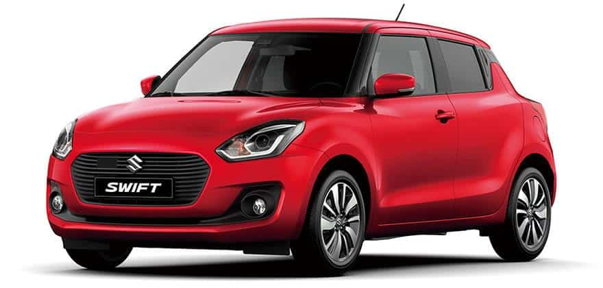 SUZUKI Swift Passion Hatchback 1.2 Hybrid Benzina : Suzuki SWIFT Passion