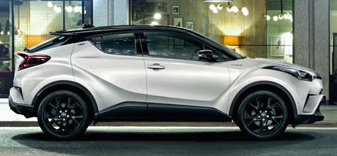 : Toyota C-HR