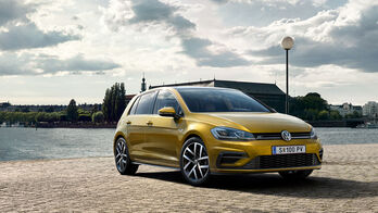 Noul Golf Life 1.0 TSI / 110 CP/81 kW / 1.0l / Manuala, 6 trepte / 4-usi : Volkswagen Golf LIFE