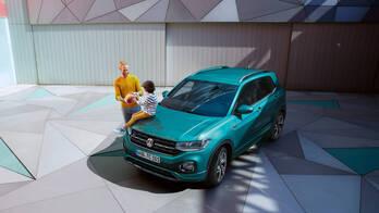 T-Cross Style 1.0 TSI / 115 CP/85 kW / 1.0l / Manuala, 6 trepte / 4-usi : Volkswagen T-Cross