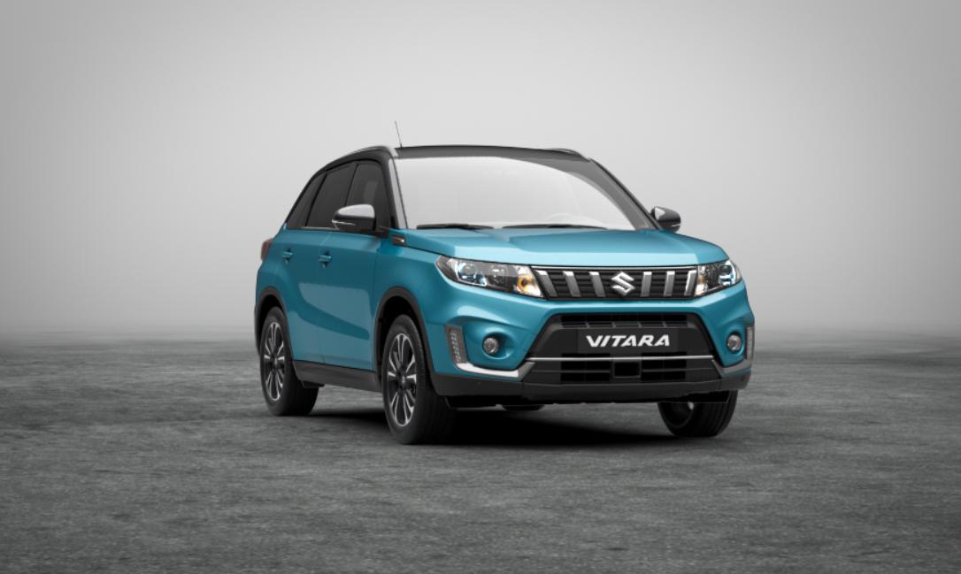 SUZUKI Vitara Passion Hybrid Sports utility vehicle 1.4 Boosterjet Hybrid 4WD Electric : Suzuki VITARA Passion Hybrid