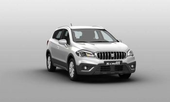 SUZUKI SX4 S-Cross Spirit Crossover 1.4 Boosterjet Hybrid Electric : Suzuki SX4 S-CROSS SPIRIT