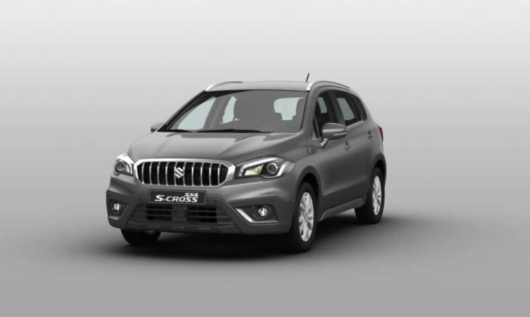 SUZUKI SX4 S-Cross Passion Crossover SX4 S-Cross 1.0 ALLGRIP Benzina : Suzuki SX4 S-CROSS PASSION