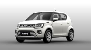 SUZUKI Ignis GLX Hatchback 1.2 Hybrid Electric : Suzuki IGNIS GLX
