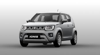 SUZUKI Ignis GL+ Hatchback 1.2 Hybrid Benzina : Suzuki IGNIS GL+