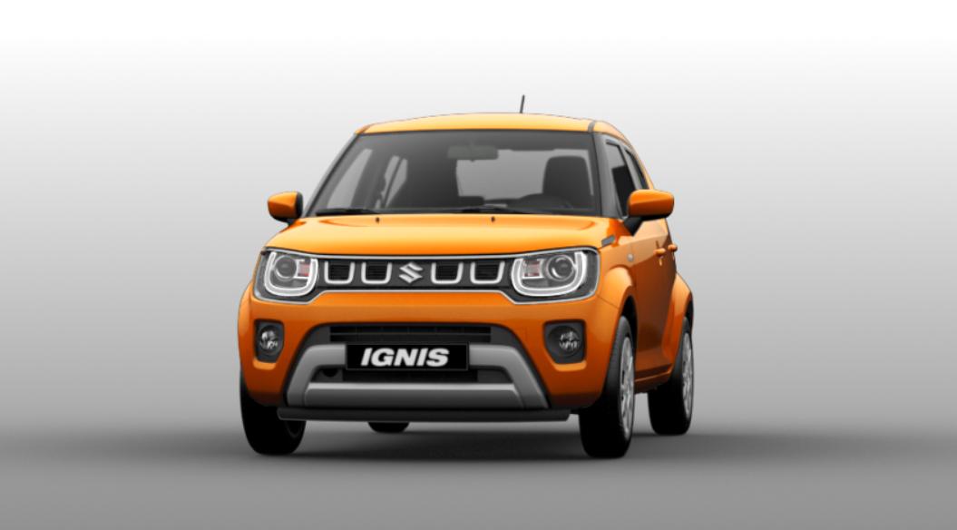 SUZUKI Ignis GLX Hatchback 1.2 Hybrid Benzina : Suzuki IGNIS GLX