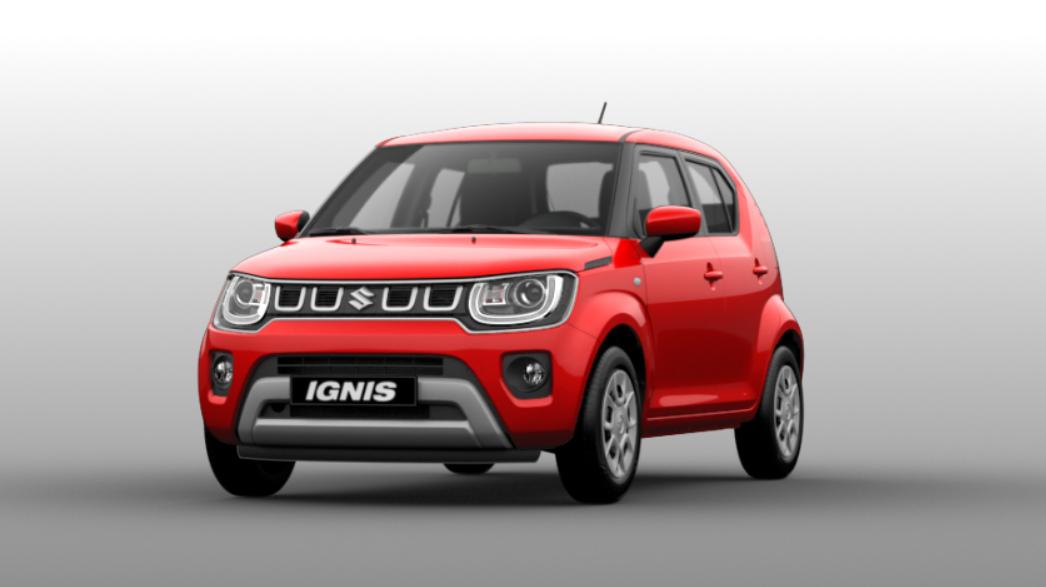 SUZUKI Ignis GL Hatchback 1.2 Hybrid Electric : Suzuki IGNIS GL