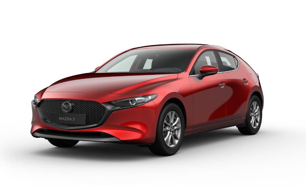 MAZDA Mazda3 Plus Limuzina 2.0 SkyActiv-G Benzina : Mazda Mazda 3 PLUS