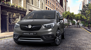 OPEL Crossland X Enjoy Crossover F12XHL /MT6 Petrol Benzina : Opel Crossland X Enjoy