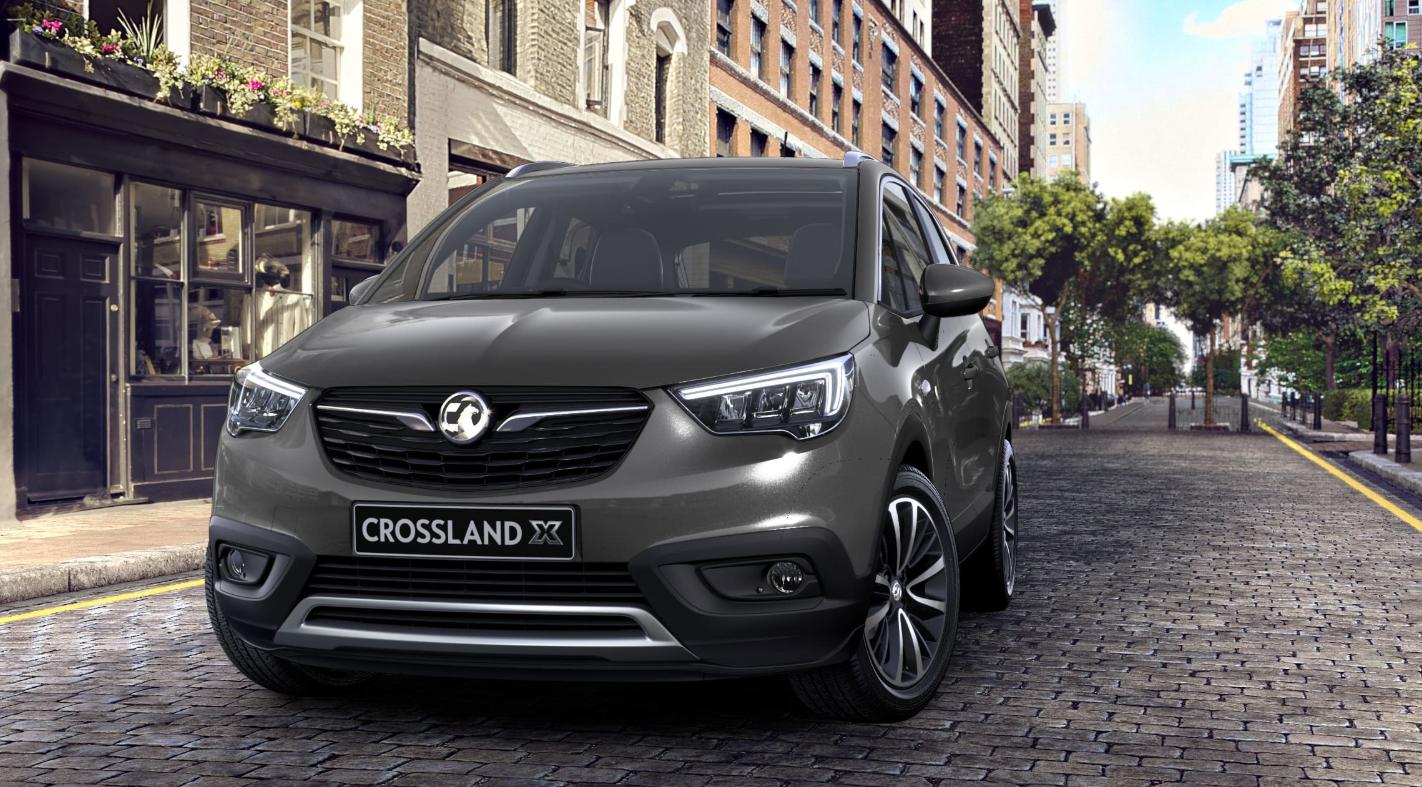 OPEL Crossland Elegance Crossover 1.2 Turbo Benzina : Opel Crossland X Elegance