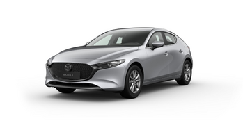 MAZDA Mazda3 Plus Hatchback 2.0 SkyActiv-G Hybrid : Mazda Mazda 3 PLUS