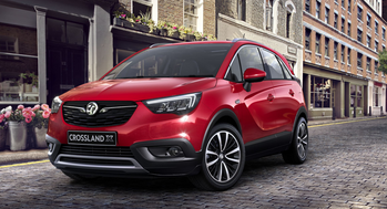 OPEL Crossland X Innovation Crossover F12XHL /MT6 Petrol Benzina : Opel Crossland X Innovation