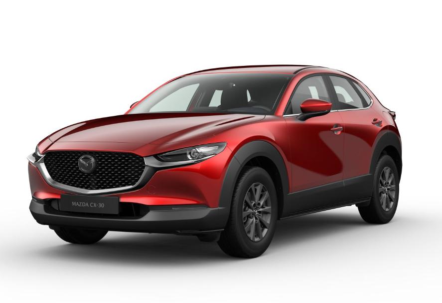 MAZDA CX-30 Plus Sports utility vehicle 2.0 Skyactiv-GAWD Benzina : Mazda CX-30 Plus