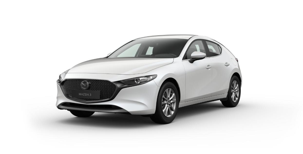 MAZDA Mazda3 Edition 100 Hatchback 2.0 SkyActiv-X Benzina : Mazda Mazda 3 Edition 100