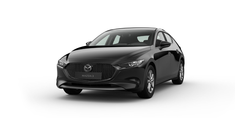 MAZDA Mazda3 Plus Hatchback 2.0 SkyActiv-GAT Benzina : Mazda Mazda 3 PLUS