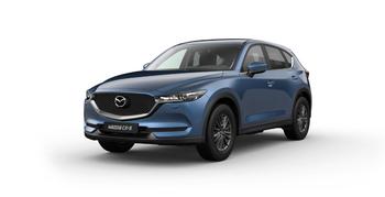 MAZDA CX-5 Revolution Sports utility vehicle 2.0I AT 4×4 Benzina : Mazda CX-5 Revolution